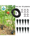 Iriso 10x Plant Watering Kit, drip feed irrigation system.